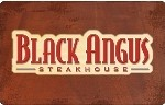 black angus steak logo